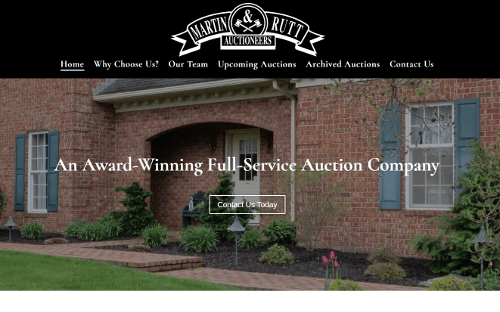Martin And Rutt Auctioneers >> Our Work - Smokey Moose Media